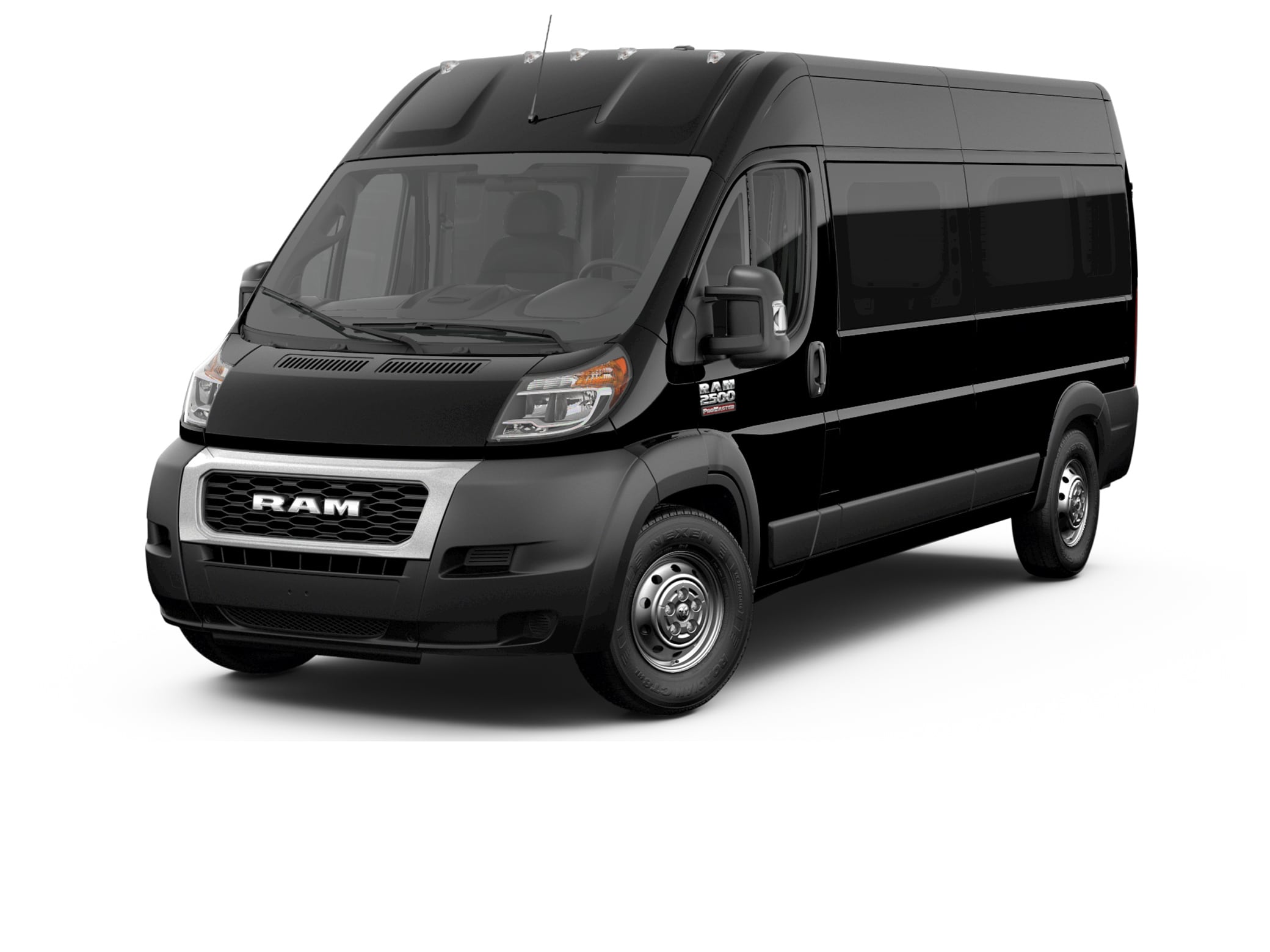 2018 Ram ProMaster 2500 Window Van Van